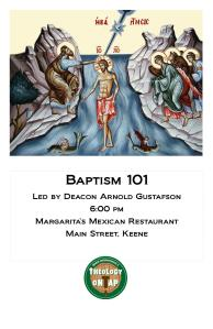 baptism 101